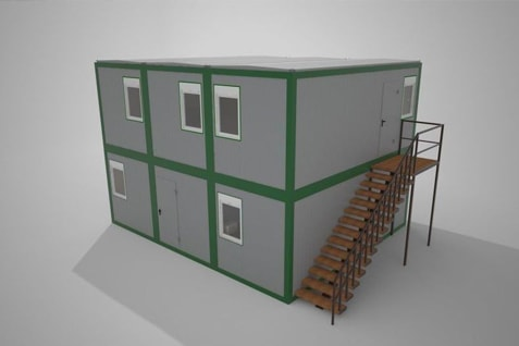 Модульні офіси